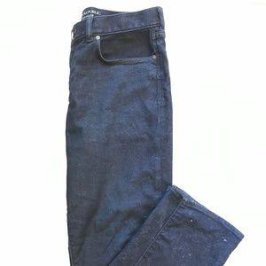 Banana Republic Traveler Slim Jeans
